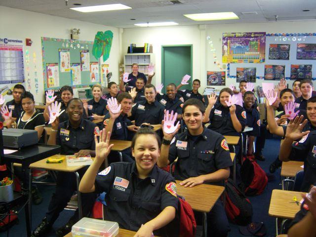 Public Safety Academy, San Bernardino, CA