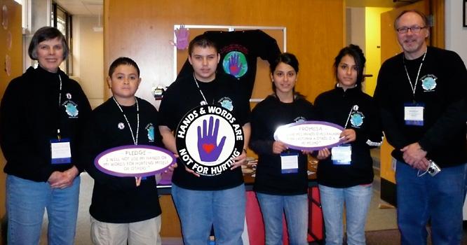 Walker Middle School Peer Helpers
